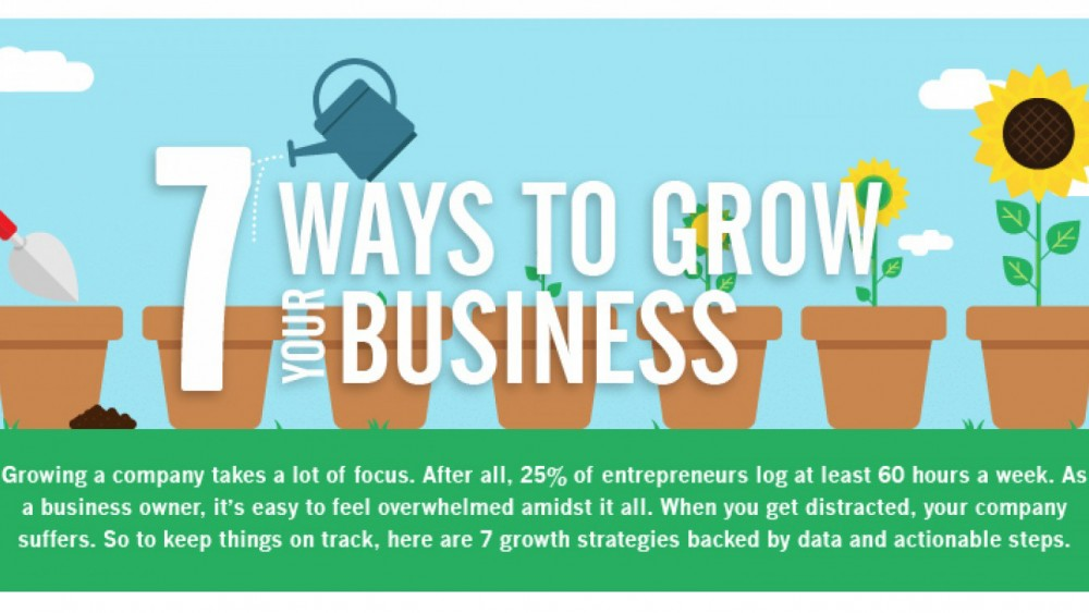 Excell Blog:7 Ways To Grow Your Business