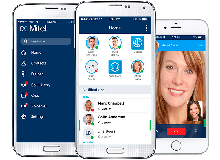Downloads - Mitel MiCollab