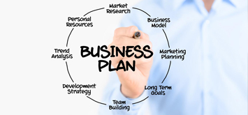 Excell Blog - How To Write The Perfect Business Plan - Featured