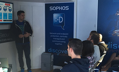 Sophos Security Demo Day - Past Events