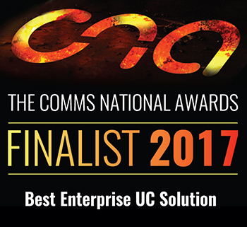 Comms National Awards 2017 Finalists